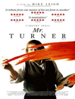 Filmaffisch Mr Turner