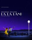 Affisch om filmen La la land.