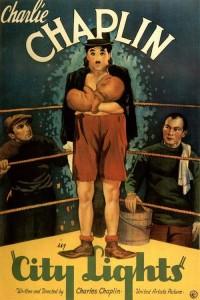 Affisch om Stadens ljus.